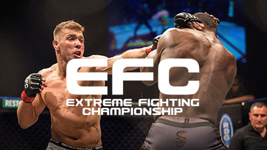 SC Sports: MMA: EFC Ep 12 Premieres Nov 18 8:00PM | Only on Super Channel