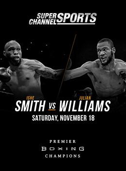 SC Sports: Boxing: Ishe Smith vs. Julian Williams