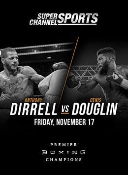 SC Sports: Boxing: Dirrell vs. Douglin