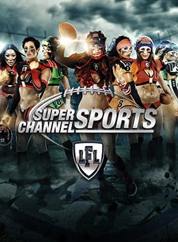 Legends Football League: 2018