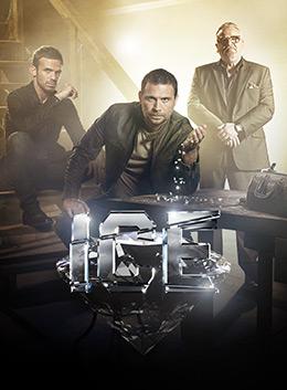 ICE Season 1 & Season 2 Super Channel