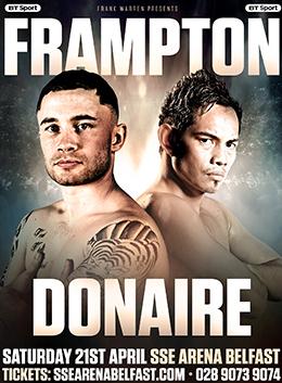 Boxing: Frampton vs. Donaire