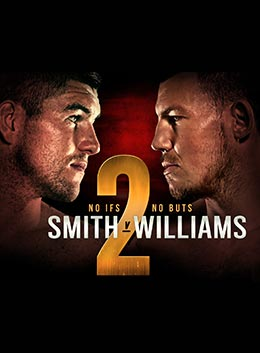 Boxing: Liam Smith vs. Liam Williams II