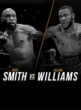 Boxing: Ishe Smith vs. Julian Williams