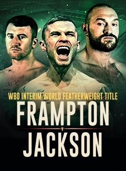 Boxing: Frampton vs. Jackson