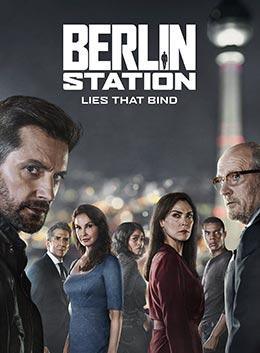 Berlin Station Season 3 Super Channel