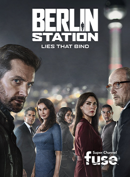 Berlin Station Season 3