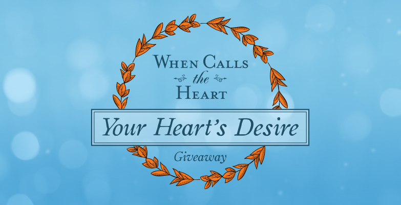 Your Heart's Desire Giveaway
