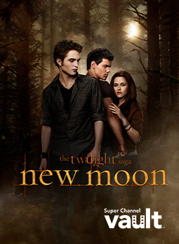 Twilight Saga: New Moon; The