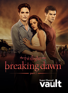 Twilight Saga: Breaking Dawn - Part 2; The