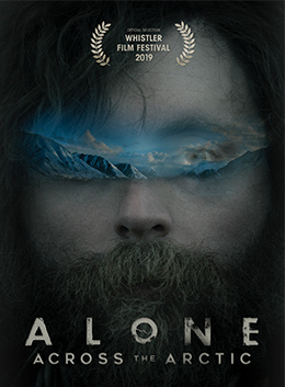 CFF ALONE ACROSS THE ARCTIC TITLE