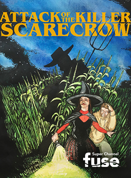 BITS: Attack of the Killer Scarecrow