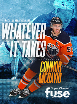 Whatever it Takes: Connor McDavid