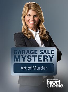 77925042 | Garage Sale Mystery: Art of Murder