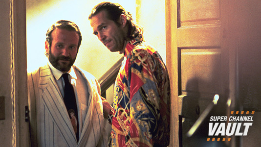 The Fisher King Premieres Dec 15 8:05AM | Only on Super Channel