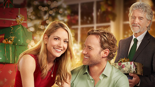 The Christmas Cure Premieres Dec 04 8:00PM | Only on Super Channel