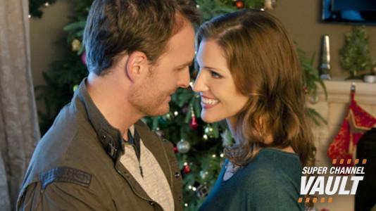 Mistletoe Over Manhattan Premieres Dec 25 9:00AM | Only on Super Channel