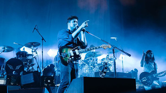 Mumford & Sons: Live from South Africa: Dust and Thunder Premieres Dec 31 9:00PM | Only on Super Channel
