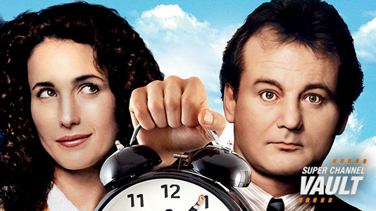 Groundhog Day Premieres Dec 27 8:15AM | Only on Super Channel