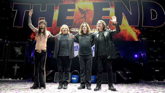 Black Sabbath: The End of the End Premieres Jan 26 9:00PM | Only on Super Channel