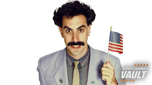 Borat Premieres Jan 19 8:00PM | Only on Super Channel