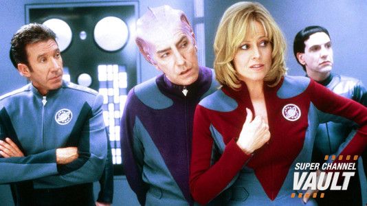 Galaxy Quest Premieres Jan 05 8:00PM | Only on Super Channel