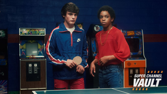 Ping Pong Summer Premieres Jan 18 8:00PM | Only on Super Channel
