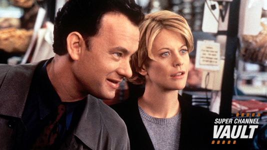 You've Got Mail Premieres Feb 13 9:00PM | Only on Super Channel