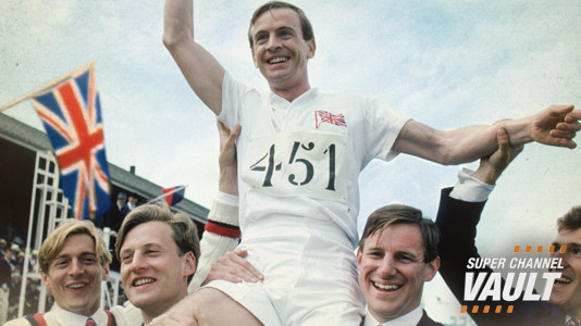 Chariots of Fire Premieres Feb 26 9:00PM | Only on Super Channel
