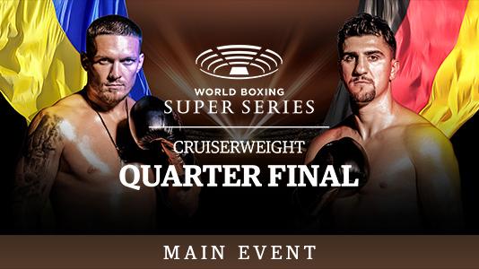 SC Sports: Boxing: WBSS: Usyk vs. Huck Premieres Jan 27 12:00AM | Only on Super Channel