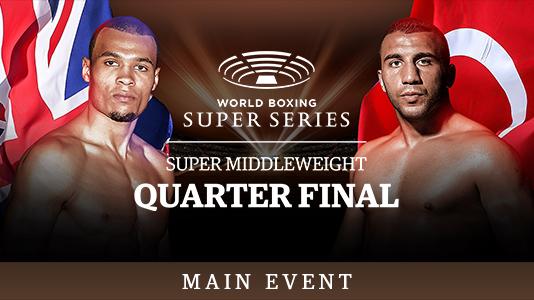 SC Sports: Boxing: WBSS: Eubank Jr. vs Yildirim Premieres Feb 17 12:00AM | Only on Super Channel
