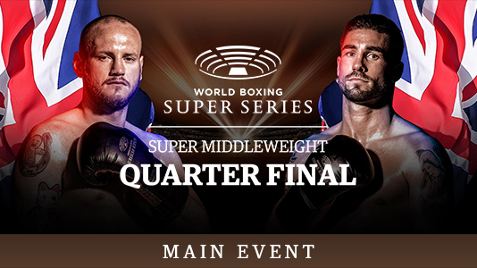 SC Sports: Boxing: WBSS: Groves vs. Cox Premieres Feb 16 11:00PM | Only on Super Channel