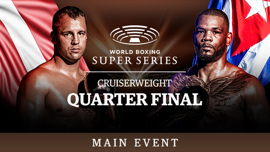 SC Sports: Boxing: WBSS: Briedis vs. Perez Premieres Jan 26 10:45PM | Only on Super Channel
