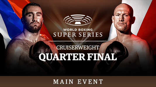 SC Sports: Boxing: WBSS: Gassiev vs. Wlodarczyk Premieres Feb 03 12:00AM | Only on Super Channel