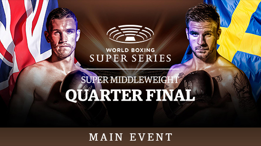 SC Sports: Boxing: WBSS: Smith vs. Skoglund Premieres Feb 23 11:00PM | Only on Super Channel