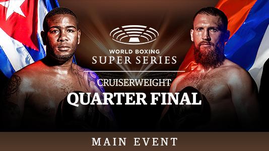 SC Sports: Boxing: WBSS: Dorticos vs Kudryashov Premieres Feb 02 11:00PM | Only on Super Channel