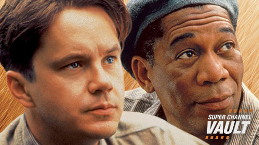 The Shawshank Redemption Premieres Mar 11 9:00PM | Only on Super Channel