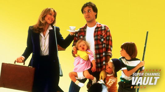 Mr. Mom Premieres Mar 06 9:00PM | Only on Super Channel