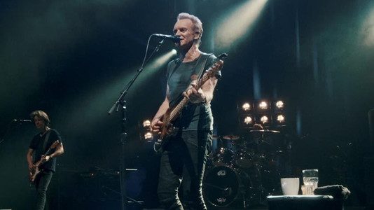 Sting: Live at The Olympia Paris Premieres Apr 20 8:00PM | Only on Super Channel