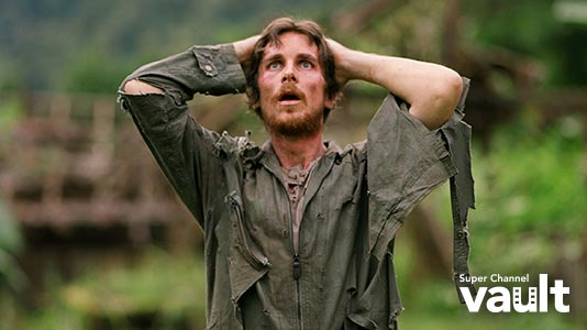 Rescue Dawn Premieres Jul 06 9:05PM   Only on Super Channel
