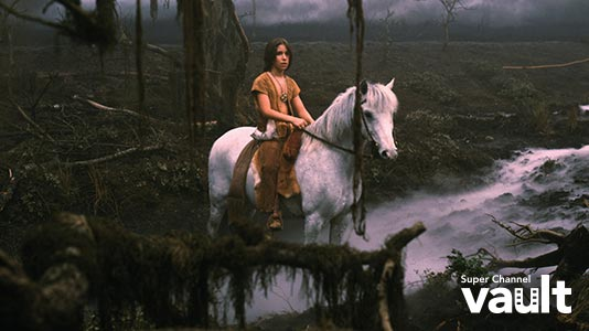 The NeverEnding Story Premieres Jul 12 9:00PM   Only on Super Channel