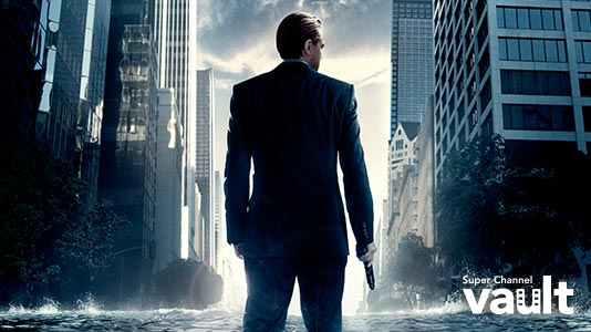 Inception Premieres Jul 14 9:15PM   Only on Super Channel