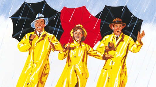 Singin' in the Rain Premieres Jul 08 4:30PM   Only on Super Channel