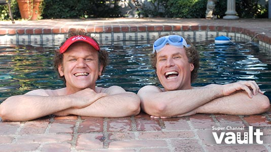 Step Brothers Premieres Aug 04 9:00PM   Only on Super Channel