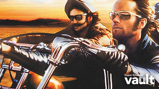 Easy Rider Premieres Aug 03 8:00PM   Only on Super Channel