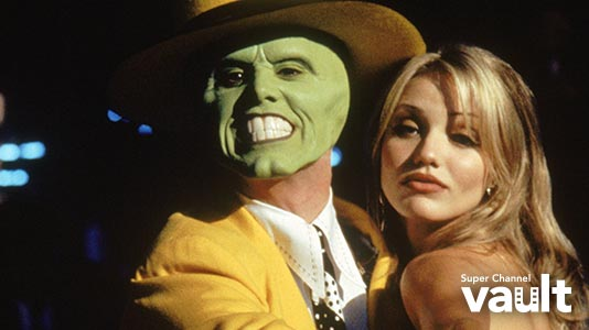 The Mask Premieres Aug 31 9:00PM   Only on Super Channel