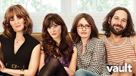 Our Idiot Brother Premieres Aug 11 9:00PM   Only on Super Channel