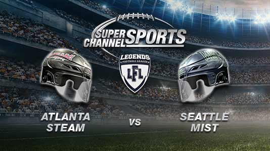 LFL: 2018 Game 14 Atlanta vs. Seattle Premieres Aug 04 11:00PM   Only on Super Channel