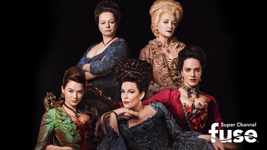 Harlots S3 Ep 08 Premieres Nov 21 9:00PM | Only on Super Channel