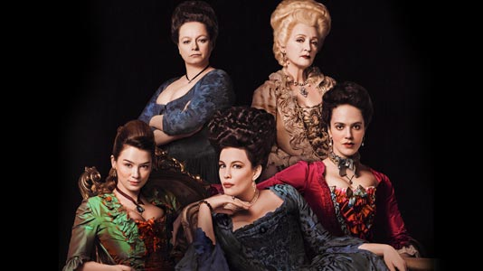 Harlots S2 Ep 02 Premieres Jul 19 9:00PM   Only on Super Channel
